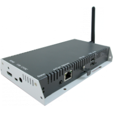 Network HTML5 HD Web Appliance, 720p multi-zone, 1080p full screen video, H.264, MPEG-1/2/4 video, HDMI, include 4GB, with Wireless