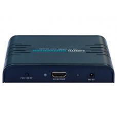 VGA + Audio to HDMI 1080P Scaler