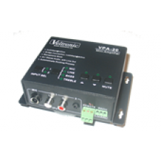 Compact Digital Audio Amplifier