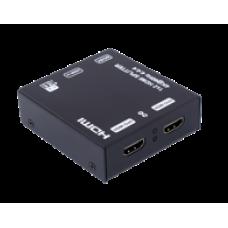 VF-UHD-DA2     1 x 2 UHD 4K Distribution Amplifier