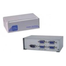 4 Port 250Mhz VGA Splitter
